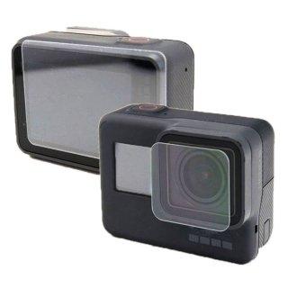 【送料無料】GoPro HERO6/HERO5 アクセサリー 保護フィルム ソフト  GLD7852mj25