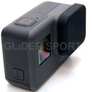 【送料無料】GoPro HERO6/HERO5 アクセサリー シリコンレンズカバー 黒  GLD7876go210