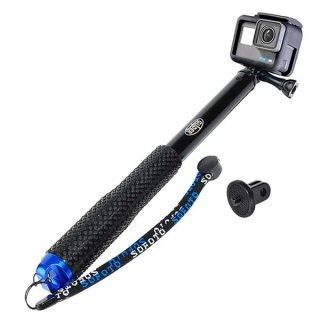 【送料無料】GoPro アクセサリー 4段伸縮グリップ  GLD8309go116b