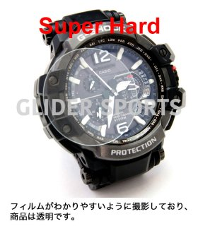 【送料無料】時計用保護フィルム 37mm 高硬度ガラスフィルム 超ハード  GLD8354m37
