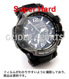 【送料無料】時計用保護フィルム 38mm 高硬度ガラスフィルム 超ハード  GLD8361m38