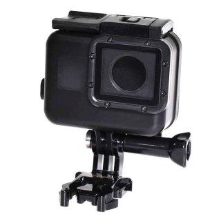 【送料無料】GoPro HERO6/HERO5用 防水ブラックハウジング  GLD9535go200blk