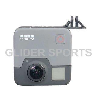 GoPro用アクセサリー Fusion(フュージョン)対応 金属製 レールマウント GLD9696go230