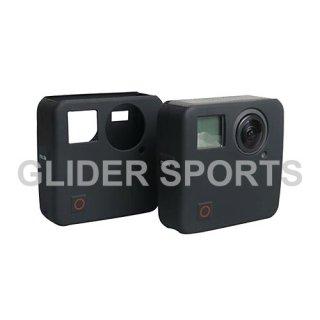 GoPro用アクセサリー Fusion(フュージョン)対応 シリコン ハウジングケース  GLD9719go228