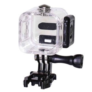 GoPro用アクセサリー Session(セッション)対応 防水ハウジング フロントクリア GLD9788go175c