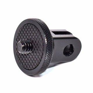 【送料無料】GoPro アクセサリー 三脚用 1/4インチネジ付き アダプター アルミ製 GLD9993GP60Bx