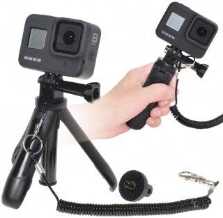 GoPro(ゴープロ)用アクセサリー ショーティー三脚 ストラップ付 ミニ三脚 GLD3136MJ53