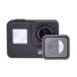 【送料無料】HERO7Black/HERO6/HERO5用 UVカット レンズカバー (go232) 交換用互換保護レンズ プロテクター UVレンズリング