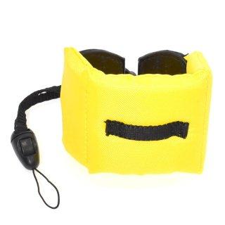 GoPro(ゴープロ)用アクセサリー ハンドストラップ 黄 GLD3198gp46b_YL 手首 浮き