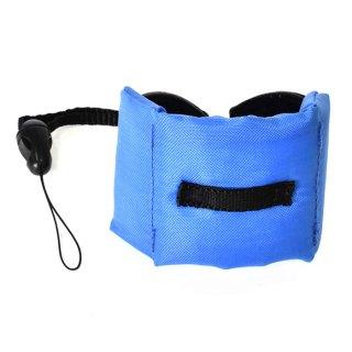 GoPro(ゴープロ)用アクセサリー ハンドストラップ 青 GLD3181gp46b_BL 手首 浮き