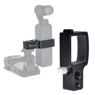 DJI Osmo Pocket専用 マウントフレーム 単品 オスモポケット/オズモポケット対応 GLD3334MJ58