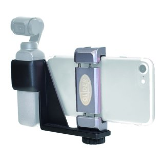 DJI Osmo Pocket用 スマホホルダー セット スマートフォンホルダー スマホブラケット GLD3426MJ66