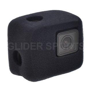 GoPro(ゴープロ)用 (HERO7/HERO6/HERO5対応) 防風スポンジカバー 騒音防止 録音ノイズ対策 防風カバー ケース GLD3419MJ65