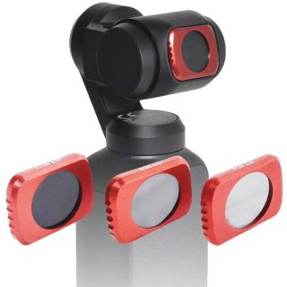 【送料無料】DJI Osmo Pocket用 NDフィルター セット (mj70) 3種(ND4/ND8/ND16) GLD3464MJ70