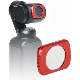 DJI Osmo Pocket用 CPLフィルター 円偏光フィルター サーキュラーPLフィルター  オスモポケット対応 GLD3457MJ69