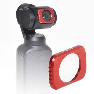 DJI Osmo Pocket用 UVフィルター 紫外線吸収 レンズ保護 レンズフィルター オスモポケット対応 GLD3440MJ68