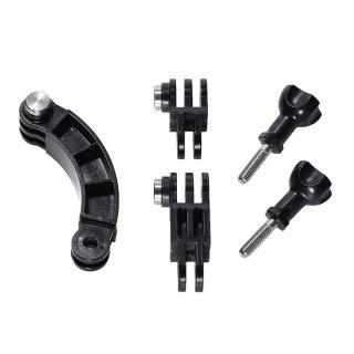 GoPro(ゴープロ)用アクセサリー アジャストアームセットMJ75  アクションカメラ用パーツ ウェラブルカメラ用マウント GLD3518MJ75