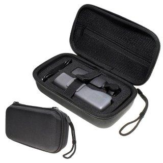 DJI Osmo Pocket対応 収納用 ハードケース 保護バッグ ケース ポータブル収納ボックス キャリーケース GLD3532MJ77