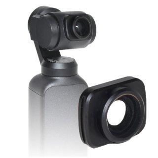 【送料無料】DJI Osmo Pocket用アクセサリー 広角レンズ マグネット 取付 GLD3617MJ83