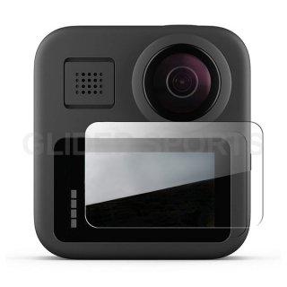 GoPro(ゴープロ)用 MAX (マックス) 対応 アクセサリー ガラス 保護フィルム ハード 液晶保護 フィルム ガラス 液晶フィルム GLD3969MJ14