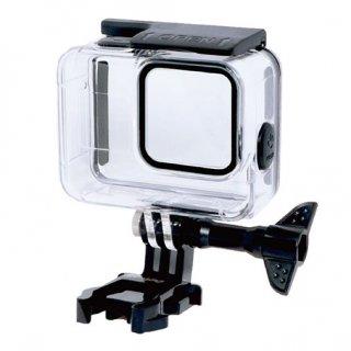 GoPro(ゴープロ)用 HERO8Black対応 アクセサリー 保護ハウジング 10m防水 シリコンボタン GLD4188MJ29