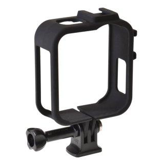 GoPro(ゴープロ)用 MAX (マックス) 対応 アクセサリー プロテクト フレーム 保護フレーム ケース マックス用 ボタン操作/充電可能 アクセサリーシュー付き GLD4157GO271
