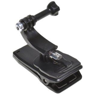 GoPro(ゴープロ)用アクセサリー マルチアーム付きクリップ リュックに挟む アクションカメラ用 GLD4676GO68C