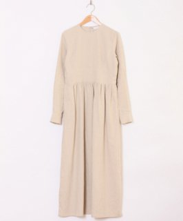 <img class='new_mark_img1' src='https://img.shop-pro.jp/img/new/icons5.gif' style='border:none;display:inline;margin:0px;padding:0px;width:auto;' />COTTON LINEN LONG DRESS