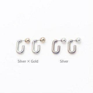 Keyring hoop pierce