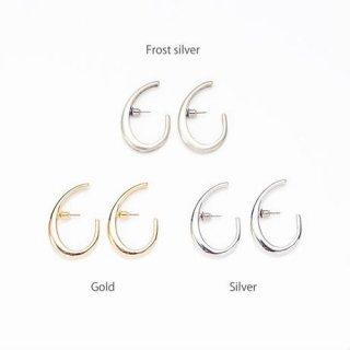 Horn half pierce