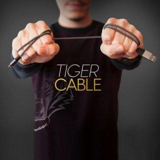 【充電・通信ケーブル】ULTRA STRONG TIGER CABLE(ウルトラストロング タイガーケーブル)