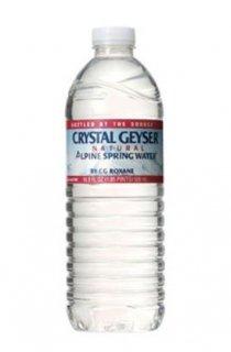 大塚食品 クリスタルガイザー CRYSTAL GEYSER ペット 500ml×24本 [ミネラルウォーター] 【送料含む】