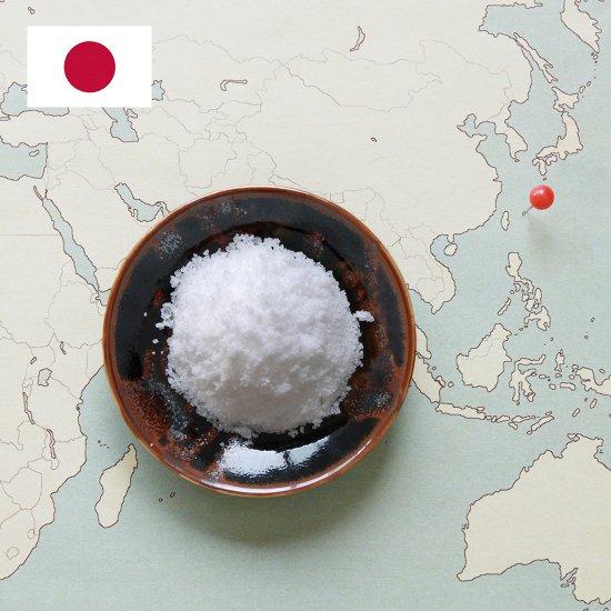 沖縄 宮古島の満月の塩