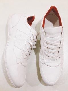 【PHILIPPE MODEL】スニーカー / PM-LMLU V001<White>