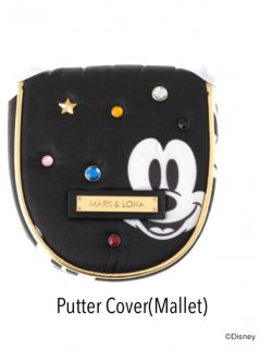 Mickey/Jewel Putter Cover(Mallet)