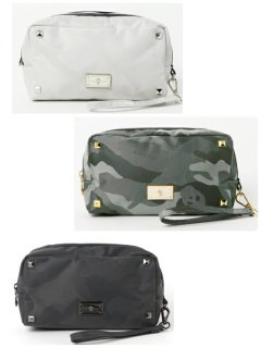 Sigmature Camo Studs Pouch【全3色】