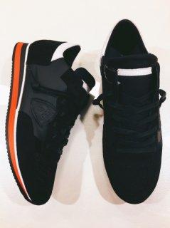 【PHILIPPE MODEL】スニーカー / WZ60<Black>