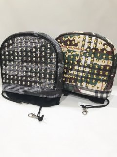 【RUSSELUNO】STUDS IRON COVER【全2色】