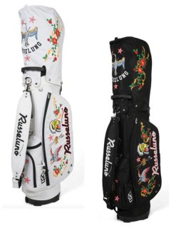 <img class='new_mark_img1' src='https://img.shop-pro.jp/img/new/icons25.gif' style='border:none;display:inline;margin:0px;padding:0px;width:auto;' />【RUSSELUNO】EAGLE CADDIE BAG【全2色】