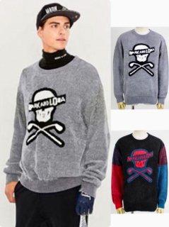 【MARK&LONA】GRS C pullover(MEN)【全2色】