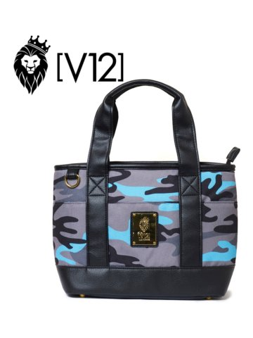 <img class='new_mark_img1' src='https://img.shop-pro.jp/img/new/icons13.gif' style='border:none;display:inline;margin:0px;padding:0px;width:auto;' />【V12】CAMO CART BAG【BLUE CAMO】