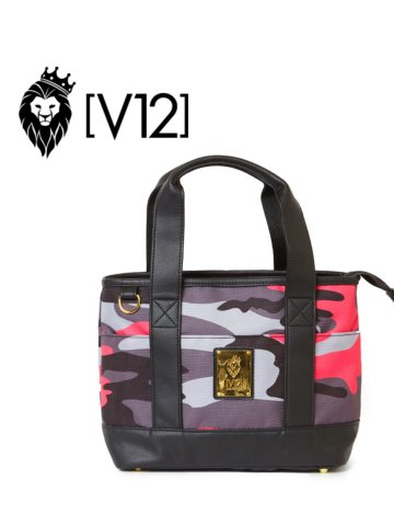 <img class='new_mark_img1' src='https://img.shop-pro.jp/img/new/icons13.gif' style='border:none;display:inline;margin:0px;padding:0px;width:auto;' />【V12】CAMO CART BAG【P/BLACK CAMO】