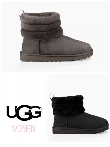 <img class='new_mark_img1' src='https://img.shop-pro.jp/img/new/icons13.gif' style='border:none;display:inline;margin:0px;padding:0px;width:auto;' />【UGG】FLUFF MINI QUILTED(WOMEN)【全2色】
