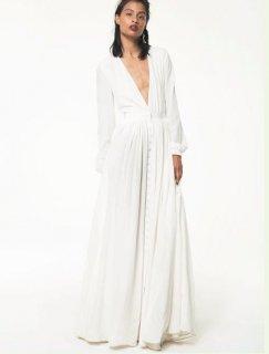 Houghton Galina(ホートン ロングワンピースウェディングドレス) 13号