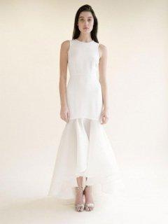 【Import-Used 42%OFF】Houghton (ホートン フィットアンドフレアウェディングドレス) 9号