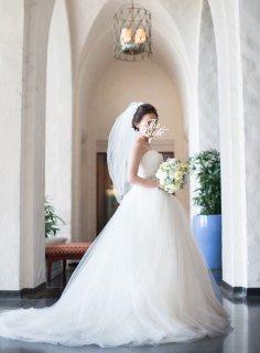 【Used 64%OFF】 Vera Wang 1g029 (ヴェラウォン バレリーナドレス) US0 <丈カットなし>