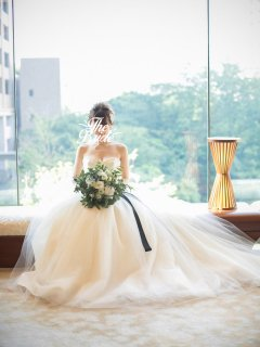 【Used 57%OFF】 Vera Wang 1g029 (ヴェラウォン バレリーナドレス) US4 <丈カット内側のみ>