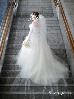 【Used 54%OFF】 Vera Wang 1g029 (ヴェラウォン バレリーナドレス) US14<丈カットあり>