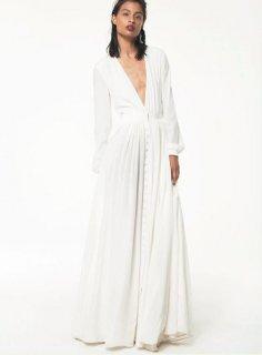 【Used】 Houghton NY Galina(ホートンニューヨーク ガリナウェディングドレス)US6