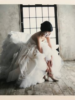 【Used 57%OFF】 Vera Wang Diana (ヴェラ・ウォン ダイアナ)US4 ※二段ベール付き
